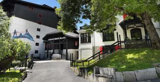 Chalet Hôtel Le Prieuré - Chamonix - Building