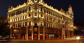 Buddha-Bar Hotel Budapest Klotild Palace - Budapest - Building