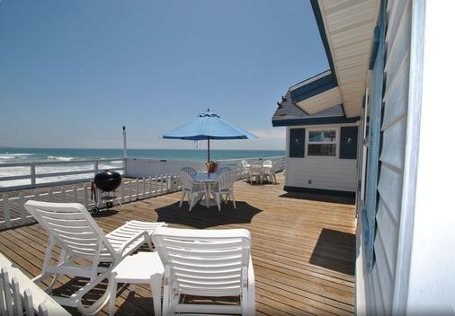 Crystal Pier Hotel & Cottages - San Diego - Patio