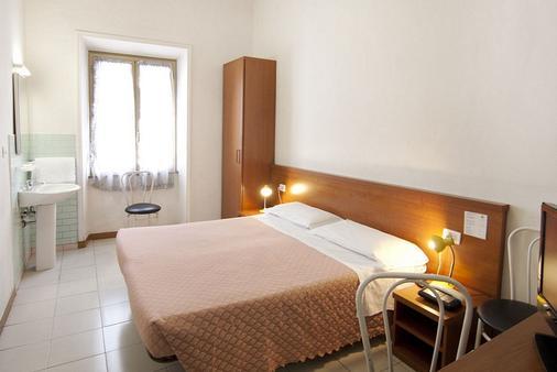 Hotel Marsala - Rome - Bedroom