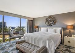 The LA Hotel Downtown - Los Angeles - Bedroom