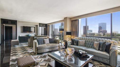 The La Hotel Downtown - Los Angeles - Living room