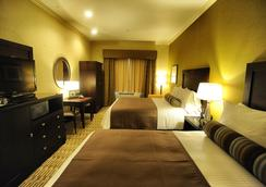 The Oaks Hotel and Suites an Ascend Hotel Collection Member - Paso Robles - Bedroom
