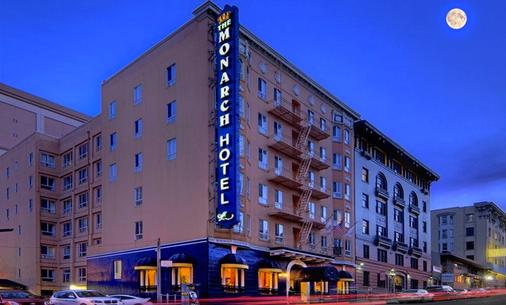 Monarch Hotel - San Francisco - Building