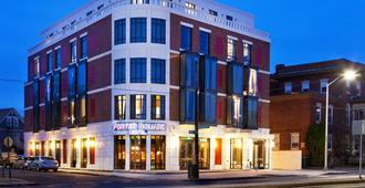 Porter Square Hotel - Cambridge - Building