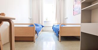 Eurohostel - Helsinki - Bedroom