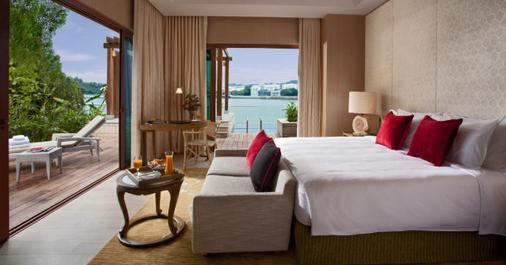 Resorts World Sentosa - Beach Villas - Singapore - Bedroom