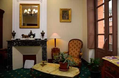 Hôtel Héliot - Toulouse - Hallway