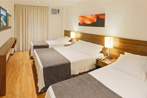 Premier Copacabana Hotel - Rio de Janeiro - Bedroom