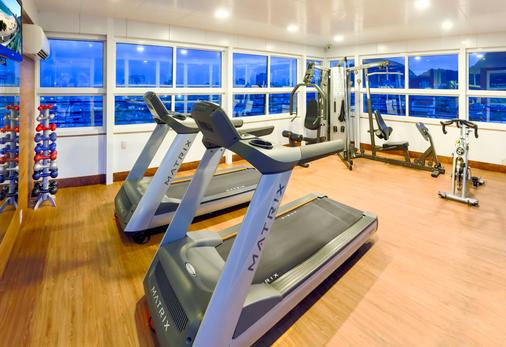 Premier Copacabana Hotel - Rio de Janeiro - Gym