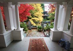 Mozart Guest House - Seattle - Balcony