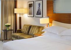 Movenpick Hotel & Apartments Bur Dubai - Dubai - Bedroom