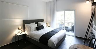Dizengoff Avenue Hotel - Tel Aviv - Bedroom