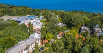 Hotel Aqua Sopot - Sopot - Building
