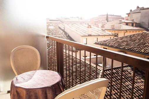 Hotel San Luca - Verona - Balcony
