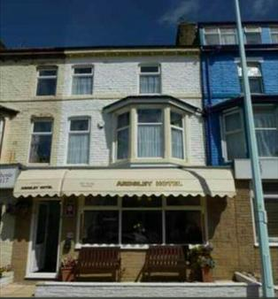Ardsley Hotel - Blackpool - Outdoor view