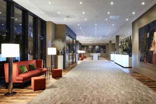 Légère Hotel Luxembourg - Luxembourg - Front desk