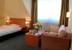 Intercityhotel München - Munich - Bedroom