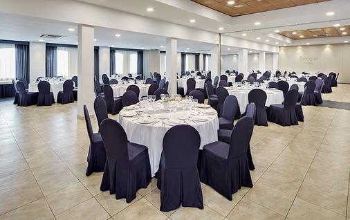 Hotel Sercotel Malaga an Ascend Hotel Collection Member - Malaga - Banquet hall