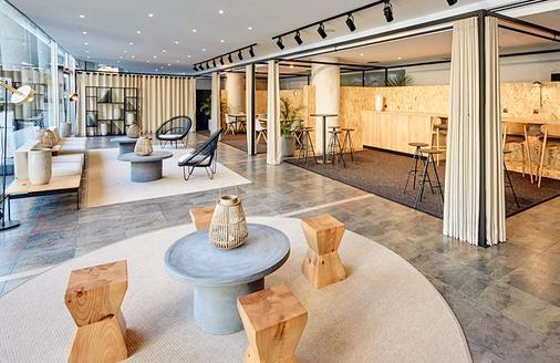 Hotel Sercotel Malaga an Ascend Hotel Collection Member - Malaga - Lounge