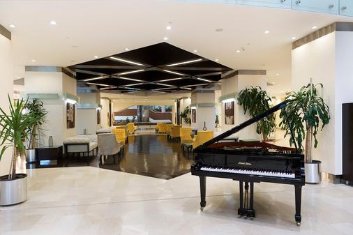 Grand Hotel Konya - Konya - Lobby