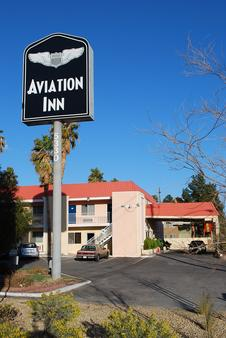 Aviation Inn - Las Vegas - Building