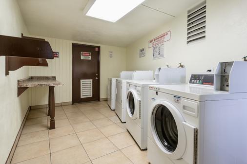 Kings Inn San Diego - San Diego - Laundry facility