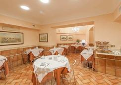 Hotel Medici - Rome - Dining room