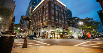The Lenox Hotel - Boston - Building