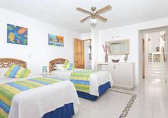 Cocoplum Beach Hotel - San Andrés - Bedroom