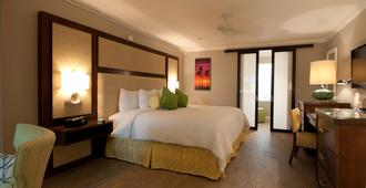 Almond Tree Inn - Key West - Bedroom