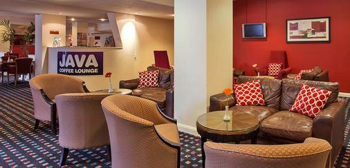 Britannia Hotel Leeds - Leeds - Living room