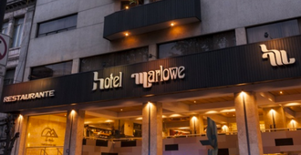 Hotel Marlowe - Mexico City - Building