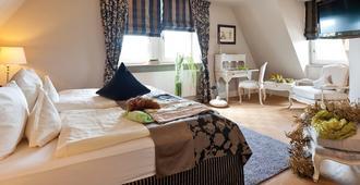 Schlosshotel Steinburg - Würzburg - Bedroom