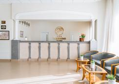 Hotel Polustrovo - Saint Petersburg - Lobby