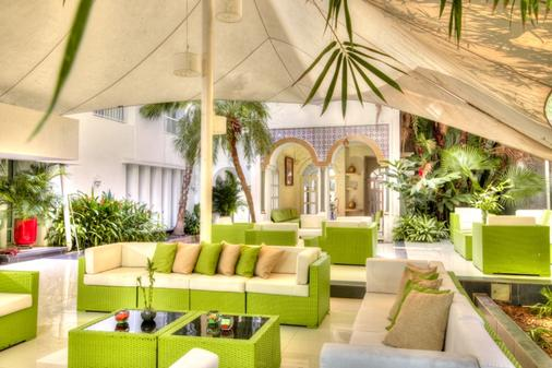 Santorini Hotel and Resort - Santa Marta - Lounge