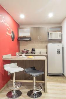 Apartamentos Regency La Feria - Bogotá - Kitchen