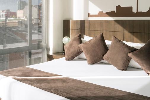 Apartamentos Regency La Feria - Bogotá - Bedroom