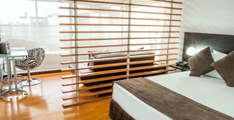 Hotel Regency Suites - Bogotá - Bedroom