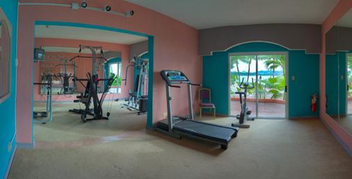 Hotel Santa Fe Guam - Tamuning - Gym