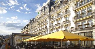 Grand Hotel Suisse-Majestic - Montreux - Building