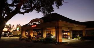 Courtyard by Marriott Houston I-10 West-Energy Corridor - Houston - Building