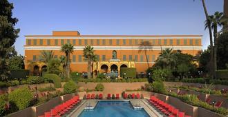 Cairo Marriott Hotel and Omar Khayyam Casino - Cairo - Building