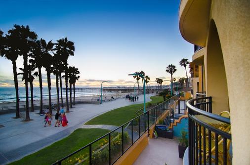 Ocean Park Inn - San Diego - Balcony