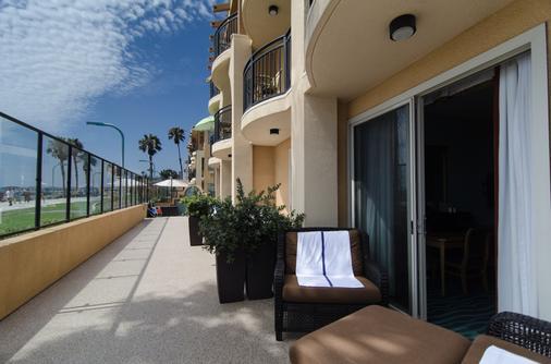 Ocean Park Inn - San Diego - Patio