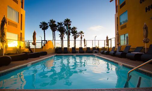 Ocean Park Inn - San Diego - Pool