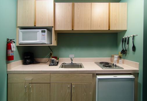 Ocean Park Inn - San Diego - Kitchen