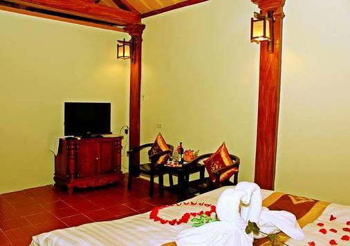 Mua Caves Ecolodge (Hang Mua) - Ninh Bình - Living room