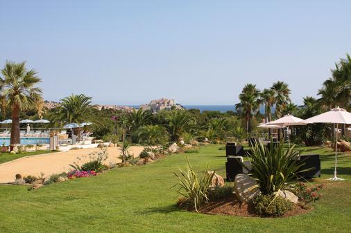 Hotel Corsica - Calvi - Outdoor view