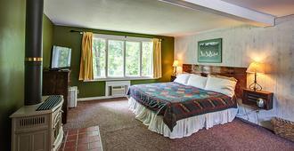 Hob Knob Inn and Restaurant - Stowe - Bedroom